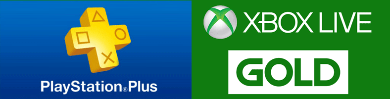 PS Store sau Xbox Live Gold