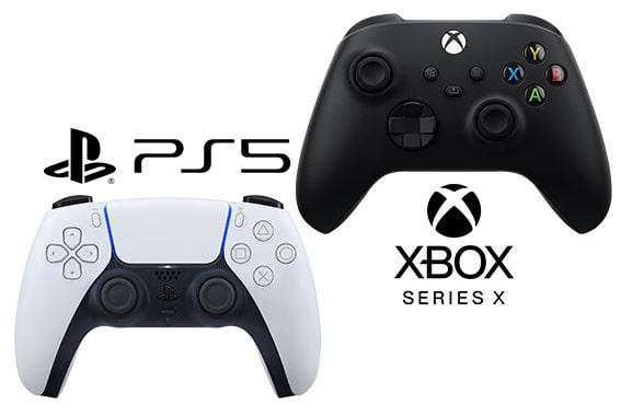 PS5 sau Xbox Series X Comparatie Controller